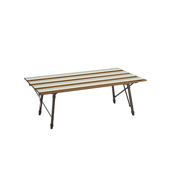 โต๊ะแคมป์ปิ้ง สีวินเทจ