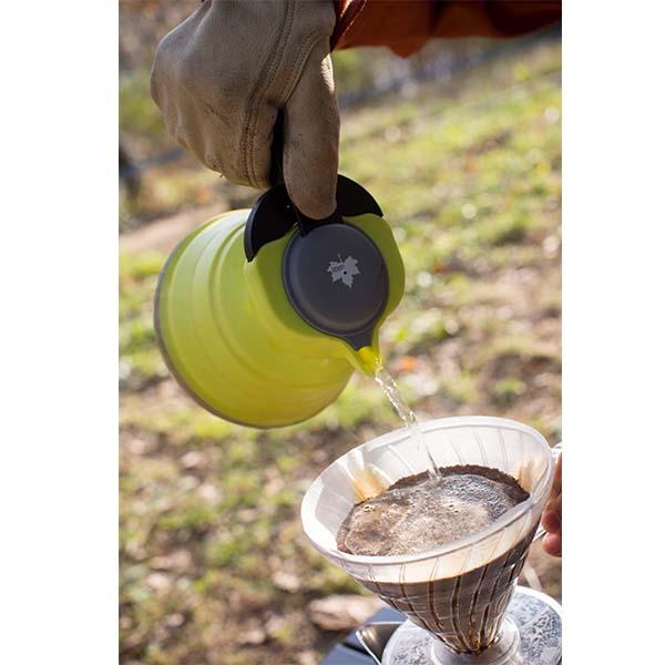 Foldable kettle 1L-2