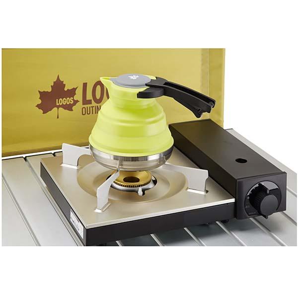 Foldable kettle 1L-3