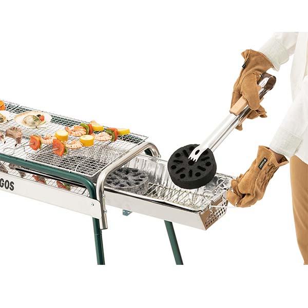 Tube grill Smart 80L-7