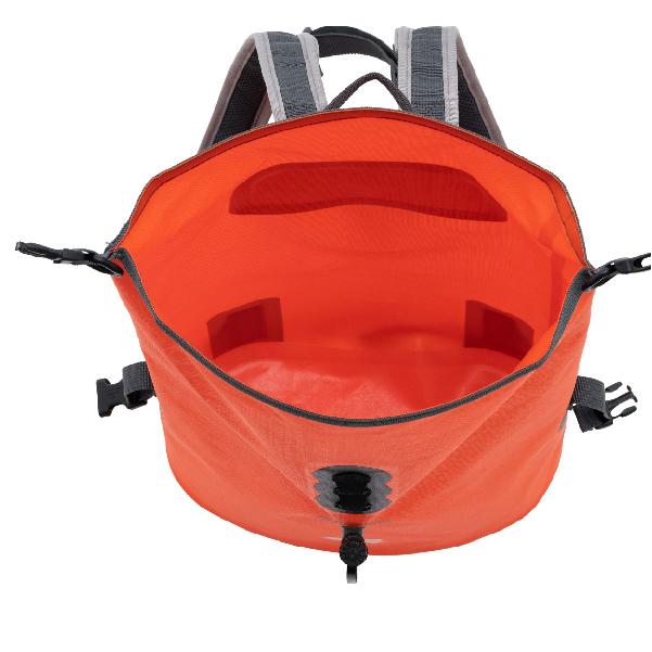 Air bag orange 03
