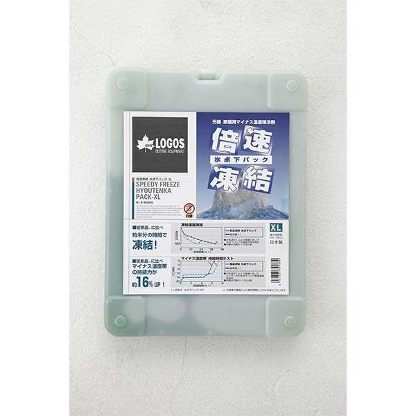Double Speed Freezing Pack XL-4